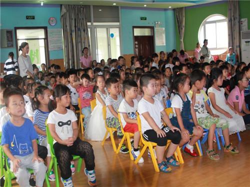 惠济区实验幼儿园中秋节主题活动